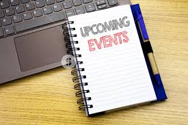 Agenda Office Writing Text Showing Upcoming Events Business Concept For