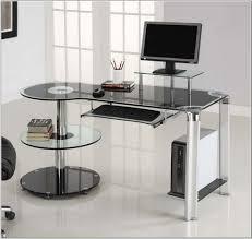 Glass Office Desks Online  Free Shipping U2013 OfficeDeskcomGlass Desk Office