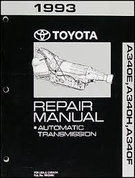 1993 toyota 4runner wiring diagram manual original 1993 toyota 4runner and truck automatic transmission overhaul manual