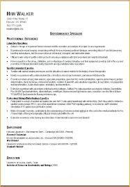 Biotech Resume Examples Biotech Resume Sample Biotech Pharmaceutical Resume Occupational