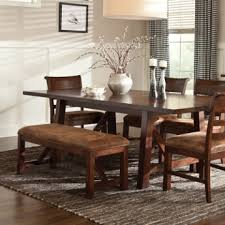 intercon furniture wood dining room table34