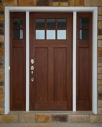 pella doors craftsman. Solid Craftsman Wooden Double Door With Knob And Elegant Granite Wall Design 20 Amazing Front Doors Traditional Pella
