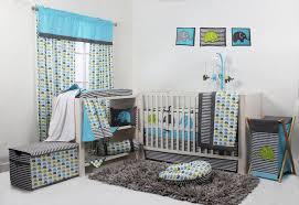 image of elephant nursery bedding ideas