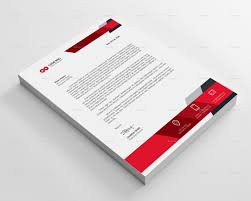 Psd Letterhead Template 24 Business Letterhead Templates Word And PSD For Corporates 11