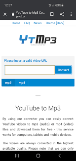Best Youtube to Mp3 Converter - Samsung Community
