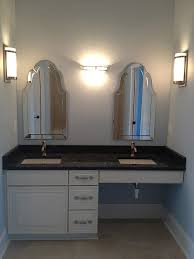 handicapped accessible bathroom sink counter. wheelchair accessible master bathroom sink handicapped counter h