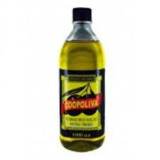 <b>Оливковое масло Coopoliva Extra</b> Virgin 1л ст/б