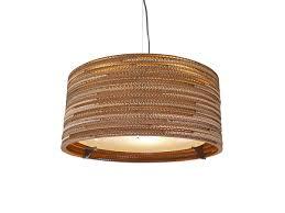 graypants drum pendant light eames lighting