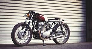 clutch s xs650 is a anese café racer