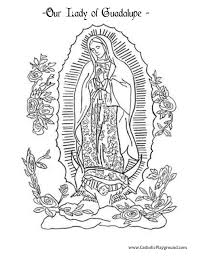 18 Best Our Lady Of Guadalupe Images On Pinterest Blessed Mother