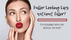 fuller looking lips without fillers