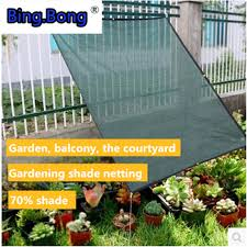 garden shade cloth. Sun Shade Sail Cloth Fabric Gazebo For Garden Netting 3M*1.8M Canopy Awning Pavilion Tents Shading Mesh Toldo Voile UV Outdoor-in Awnings From Home \u0026 A