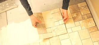 travertine floors easy replacing and installation cleaning cost