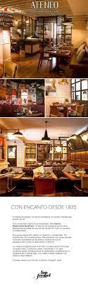 Ateneo Restaurante Bar  Bar DesignsMadridSevillaRestaurantsSkyViajes