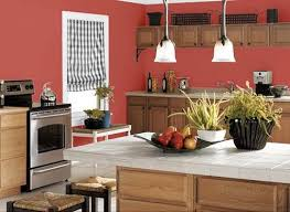paint colors for small kitchensSherwinWilliams Make a Small Kitchen Look Bigger  Kitchn