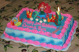 Walmart Mermaid Barbie Birthdaycakeformomgq