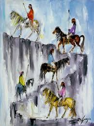 southwestern artist ted degrazia s long held fascination with the apache tribes