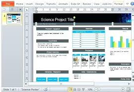 Template For Science Fair Project Science Fair Project Label Template X Voipersracing Co