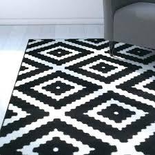 black and white geometric rug ikea black and white rugs black and white area rug indoor