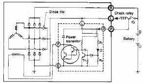 alternator wiring diagram bosch wiring diagram ford bosch alternator wiring diagram wire