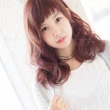 2017年髪色は断然ピンク似合うが見つかるピンクカラーのヘア