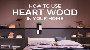 Dulux Colour Chart 2018 How To Use Dulux Colour Of The Year 2018 Heart Wood In Your Home