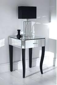 ikea hemnes white nightstand luxury glass top mirrored nightstand ideas featuring single pics with marvelous nightstand