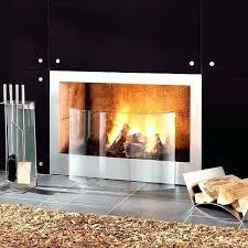 modern glass fireplace screen tv stand big lots s