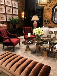 Image Channel Tufting Shown Here Channel Tufted Armchairs And Bench Interiors By Donna Hoffman Idh Maison Objet Interior Design Trend Report Part 2 Upholstery