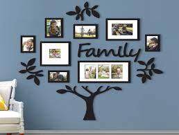 family wall decor decor family tree frame