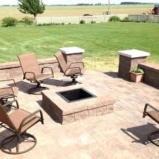 underground fire pit fire pit patio furniture outdoor patio designs with fire pit fascinating square shaped