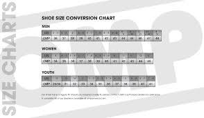 45 True Racing Shoe Size Chart