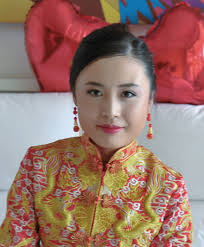 article le chinese bride makeup hairdo style et