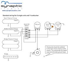 guitar wiring diagram 2 humbucker 1 single coil wiring diagram for 3 Wire Humbucker Wiring-Diagram single humbucker wiring diagrams guitar wiring diagram rh videojourneysrentals com dimarzio pickup wiring diagram wiring