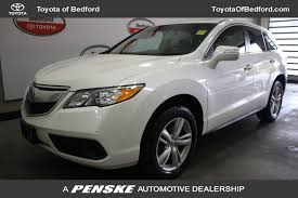northeastacura 2014 used acura rdx awd 4dr at penske cleveland serving all