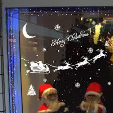 Wall Xmas Decorations Popular Christmas Sled Decorations Buy Cheap Christmas Sled