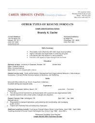 resume volunteer work section top 25 best basic resume examples