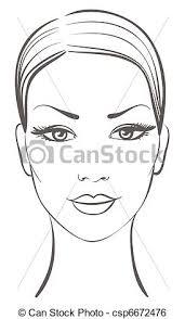 美しい女性 顔