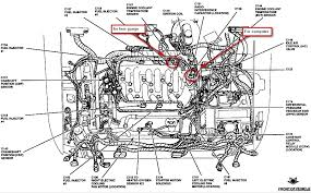 2002 Ford Focus Cooling System Wiring Diagram 2002 Ford Focus Coolant Temp Sensor Location