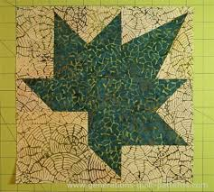 Autumn Leaf Quilt Block: A Maple Leaf variation, 3 sizes ... & The piecing for our Autumn Leaf quilt block is done. Adamdwight.com