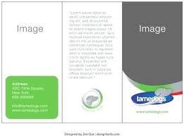 Tri Fold Brochure Template Word 40 Free Nerdcredco Enchanting Free Tri Fold Brochure Templates Word