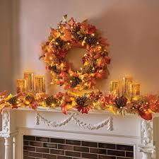 pre lit exterior garland also complete pre lit wreath for chrisrmas décor reviews