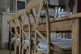 beautiful picture of rustic dining room decoration using unfinished wood dining table delectable dining room