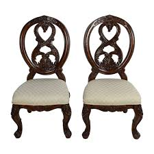 Dining Chair Price 90 Off Tuscany Ii Tuscany Ii Traditional Dining Chair Pair Chairs