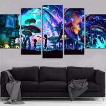 Buy <b>5 piece canvas art</b> and get free shipping on AliExpress