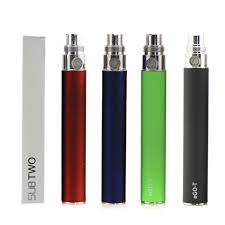 SubTwo <b>Ego t battery</b> e cigarette 650/900/<b>1100mah</b> vaporizer ...