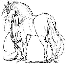 Small Picture 101 best Coloring Pages images on Pinterest Horse coloring pages