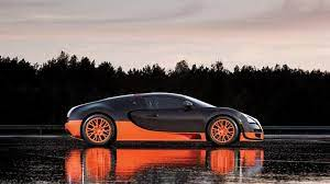 Unlike the production version, this featured a after 47 years of production, a 50 year break and a revival from volkswagen, bugatti is back. World S Fastest Car 2011 Bugatti Veyron 16 4 Super Sport