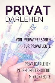 Wenn sie einen kredit von privat suchen oder eine interessante anlageoption ausprobieren möchten, bei der sie auch kleinere beträge investieren können, lohnt sich ein vergleich der anbieter. Privatdarlehen Von Privatpersonen Fur Privatleute Myeuro Info