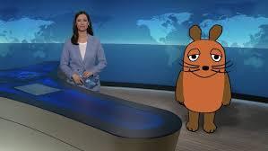 Erst matthias opdenhövel, dann linda zervakis, jetzt pinar atalay: Tagesthemen Hier Ist Das Erste Deutsche Fernsehen Mit Der Maus Regional Bild De